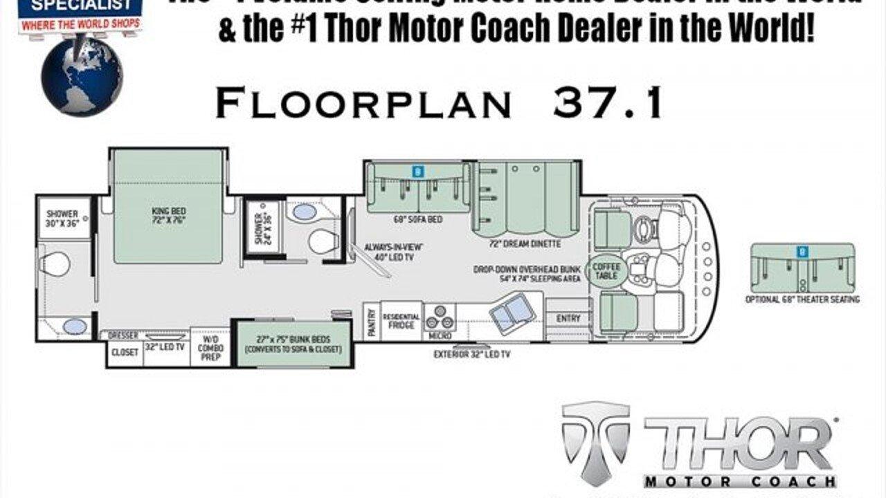 2019 Thor Miramar For Sale Near Alvarado Texas 76009 Rvs On Motorhome Wiring Diagram 300141310