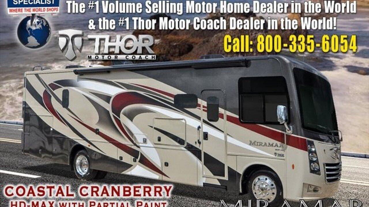 2019 Thor Miramar for sale 300141332