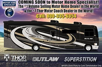 2019 Thor Outlaw 37BG for sale 300131957