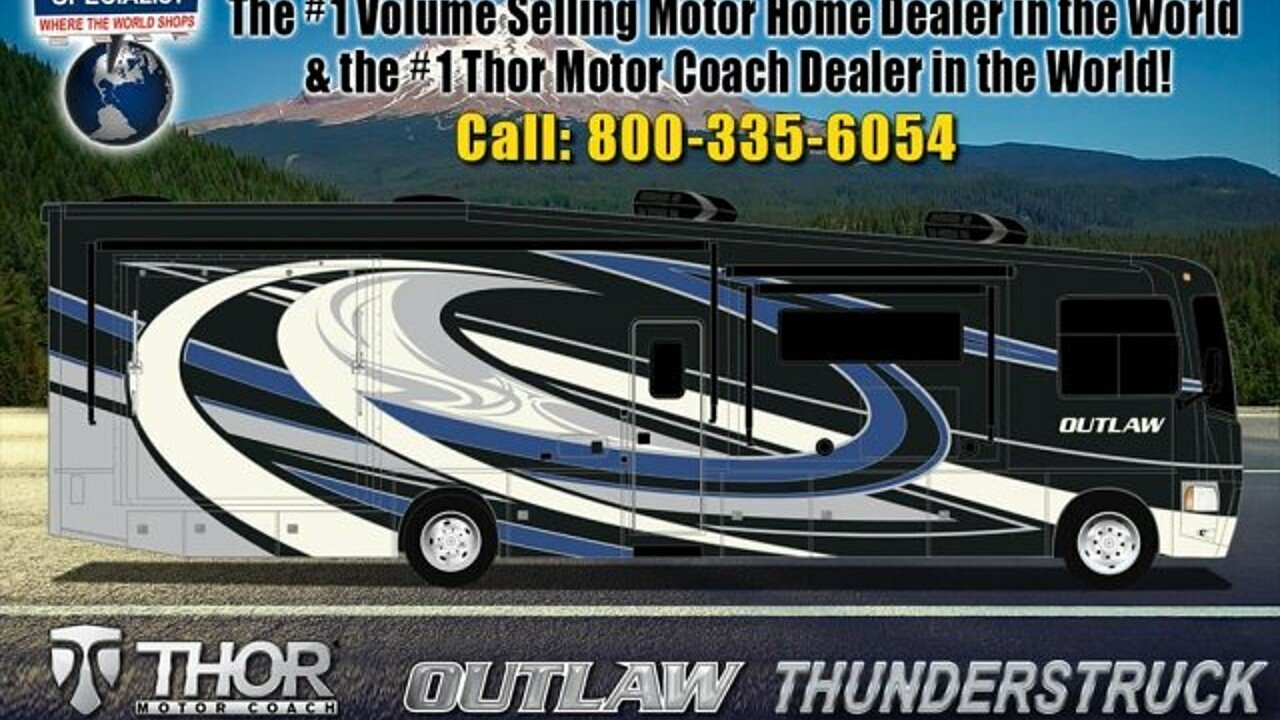 2019 Thor Outlaw 37BG for sale 300132027