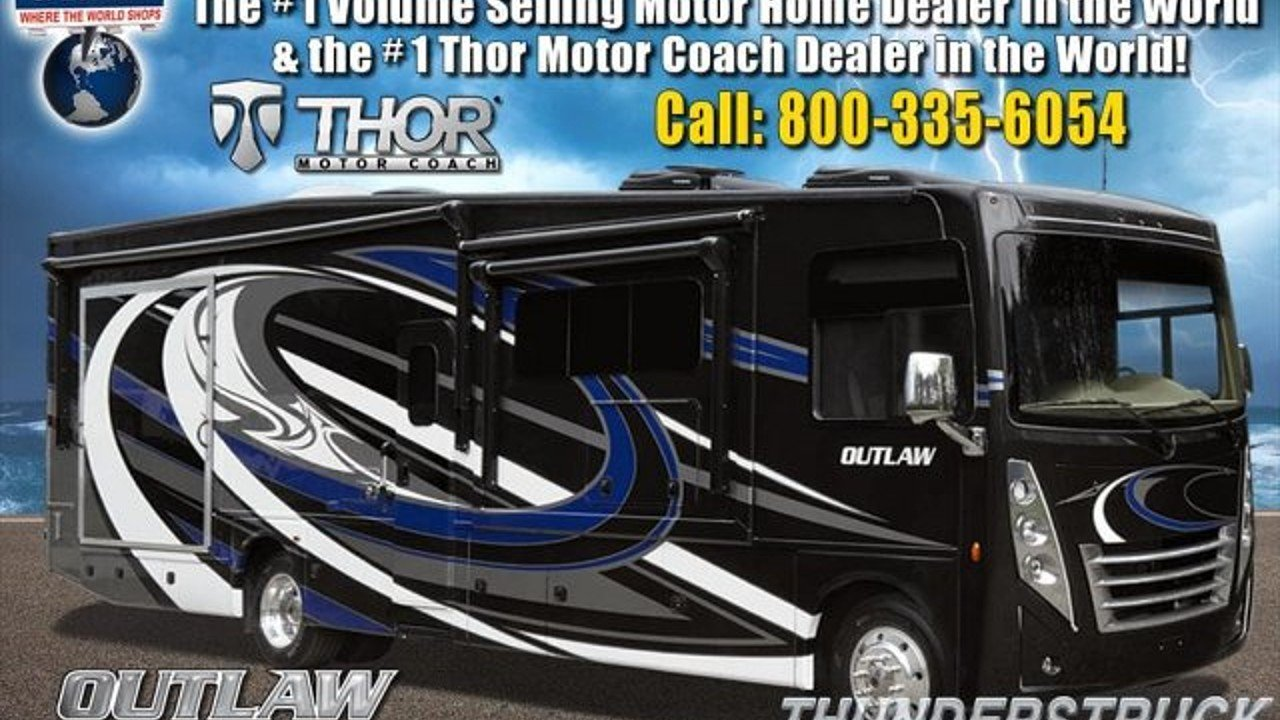 2019 Thor Outlaw for sale 300150157