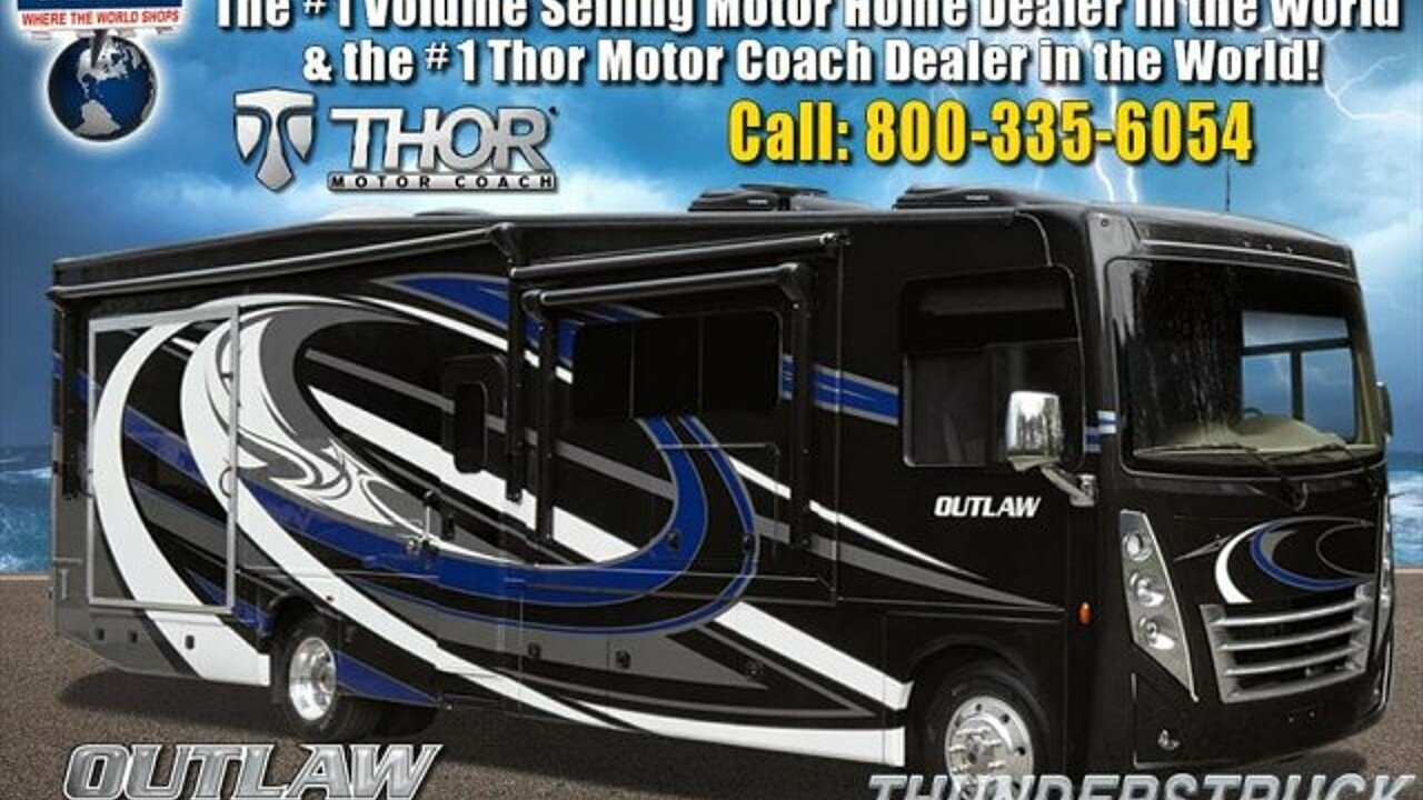 2019 Thor Outlaw for sale 300166726
