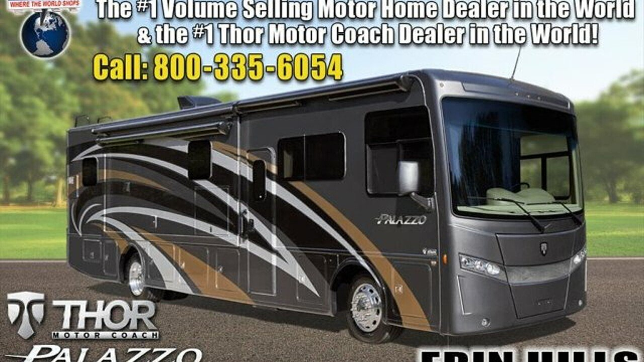 2019 Thor Palazzo for sale 300138676