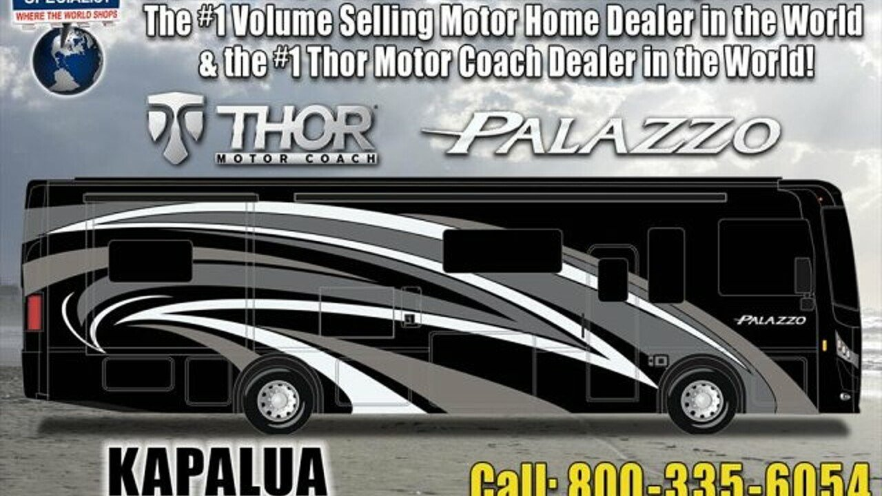 2019 Thor Palazzo for sale 300138697