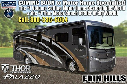 2019 Thor Palazzo for sale 300163837