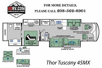 2019 Thor Tuscany for sale 300163976
