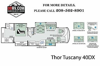 2019 Thor Tuscany for sale 300166085