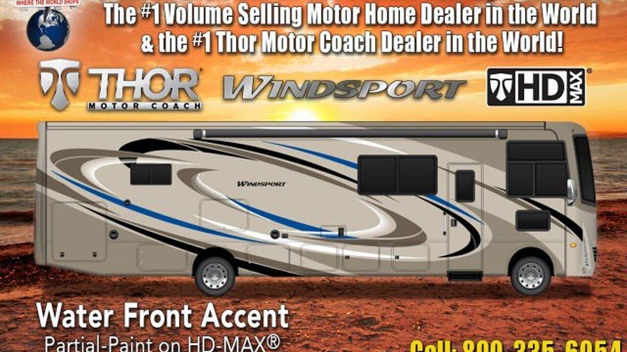 2019 Thor Windsport for sale 300169653