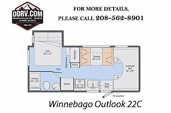 2019 Winnebago Outlook for sale 300164439