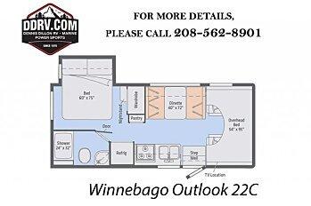 2019 Winnebago Outlook for sale 300164440