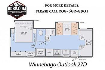 2019 Winnebago Outlook for sale 300165615