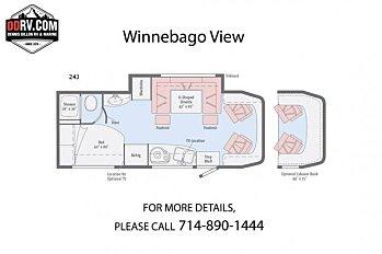 2019 Winnebago View for sale 300161060