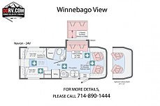 2019 Winnebago View for sale 300161194
