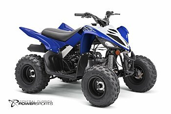 2019 Yamaha Raptor 90 for sale 200603816