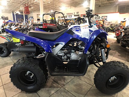 2019 Yamaha Raptor 90 for sale 200601999