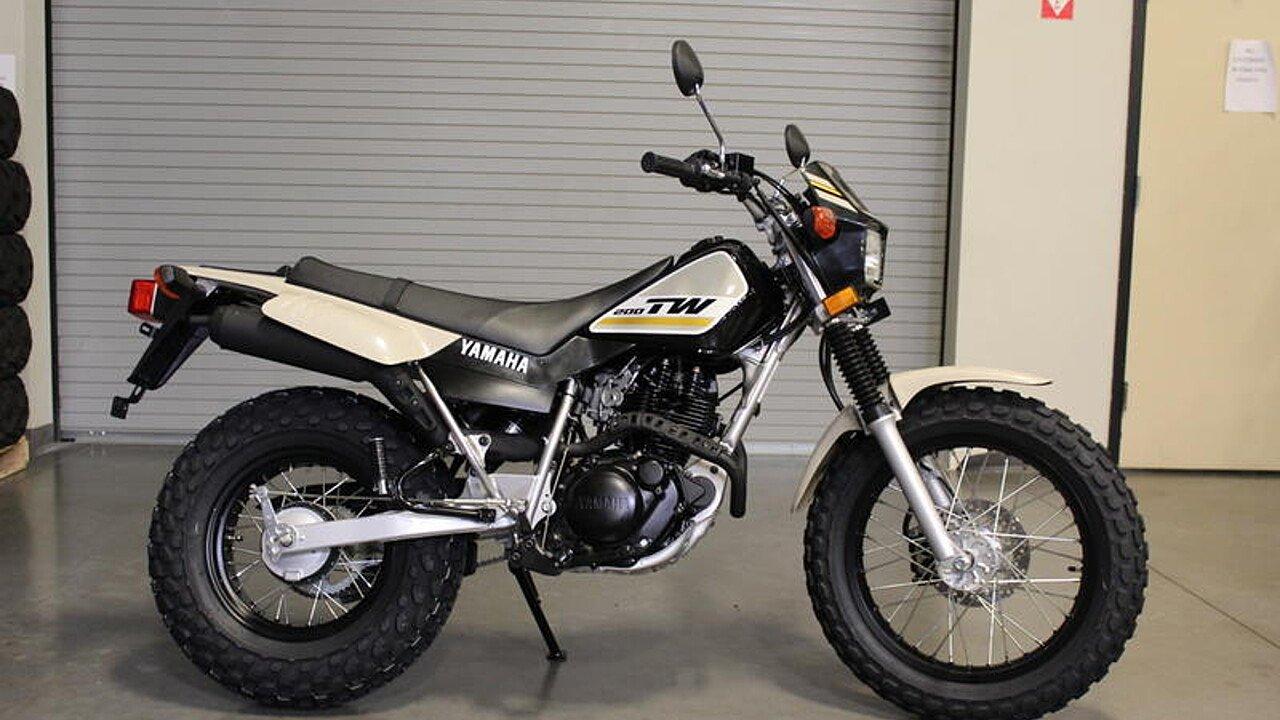 2019 Yamaha TW200 for sale 200620578