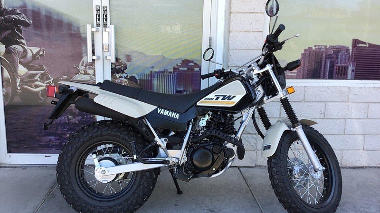 2019 Yamaha TW200 for sale 200620768