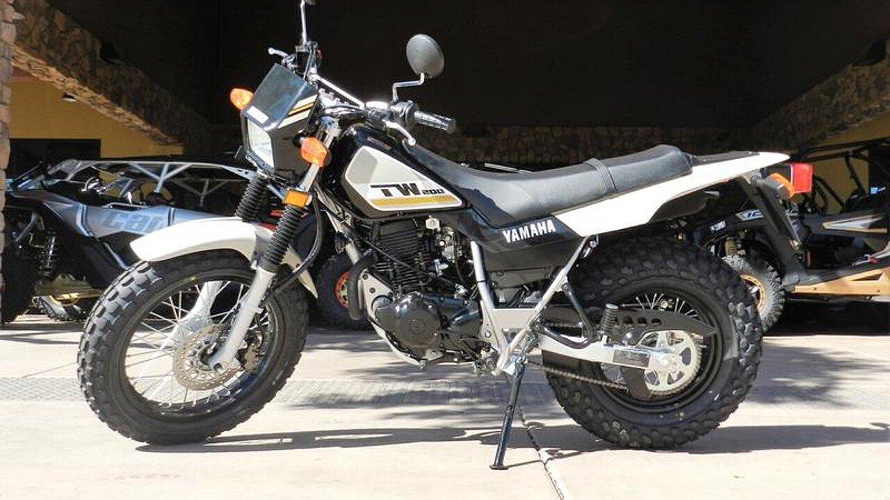 2019 Yamaha TW200 for sale 200623469