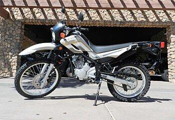 2019 Yamaha XT250 for sale 200630919