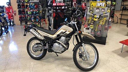 2019 Yamaha XT250 for sale 200593505
