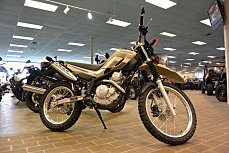 2019 Yamaha XT250 for sale 200612069