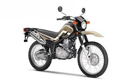 2019 Yamaha XT250 for sale 200612742