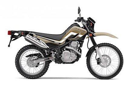 2019 Yamaha XT250 for sale 200612749