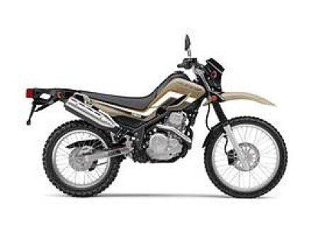 2019 Yamaha XT250 for sale 200653781