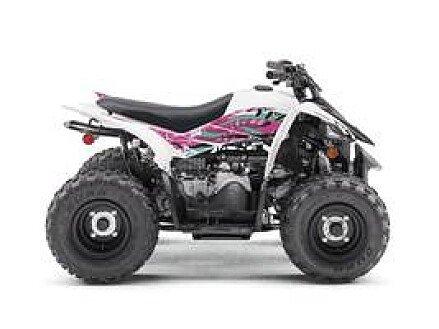 2019 Yamaha YFZ50 for sale 200640841