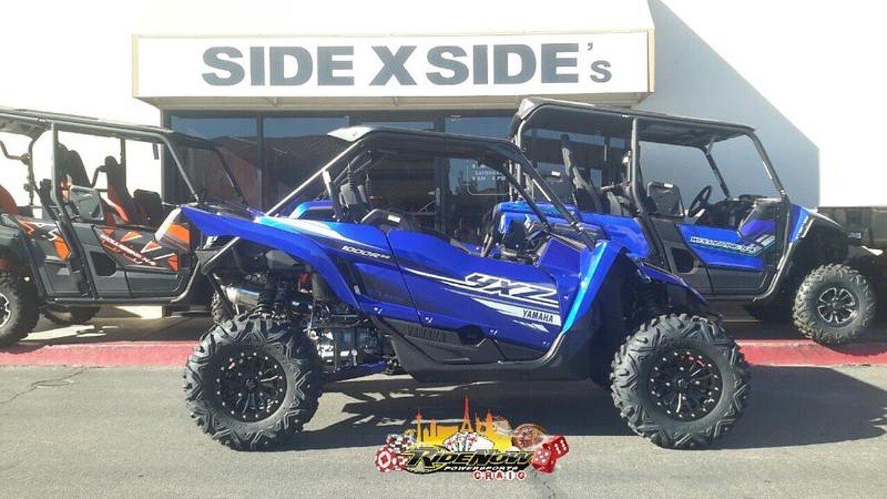 2019 Yamaha YXZ1000R for sale 200628380