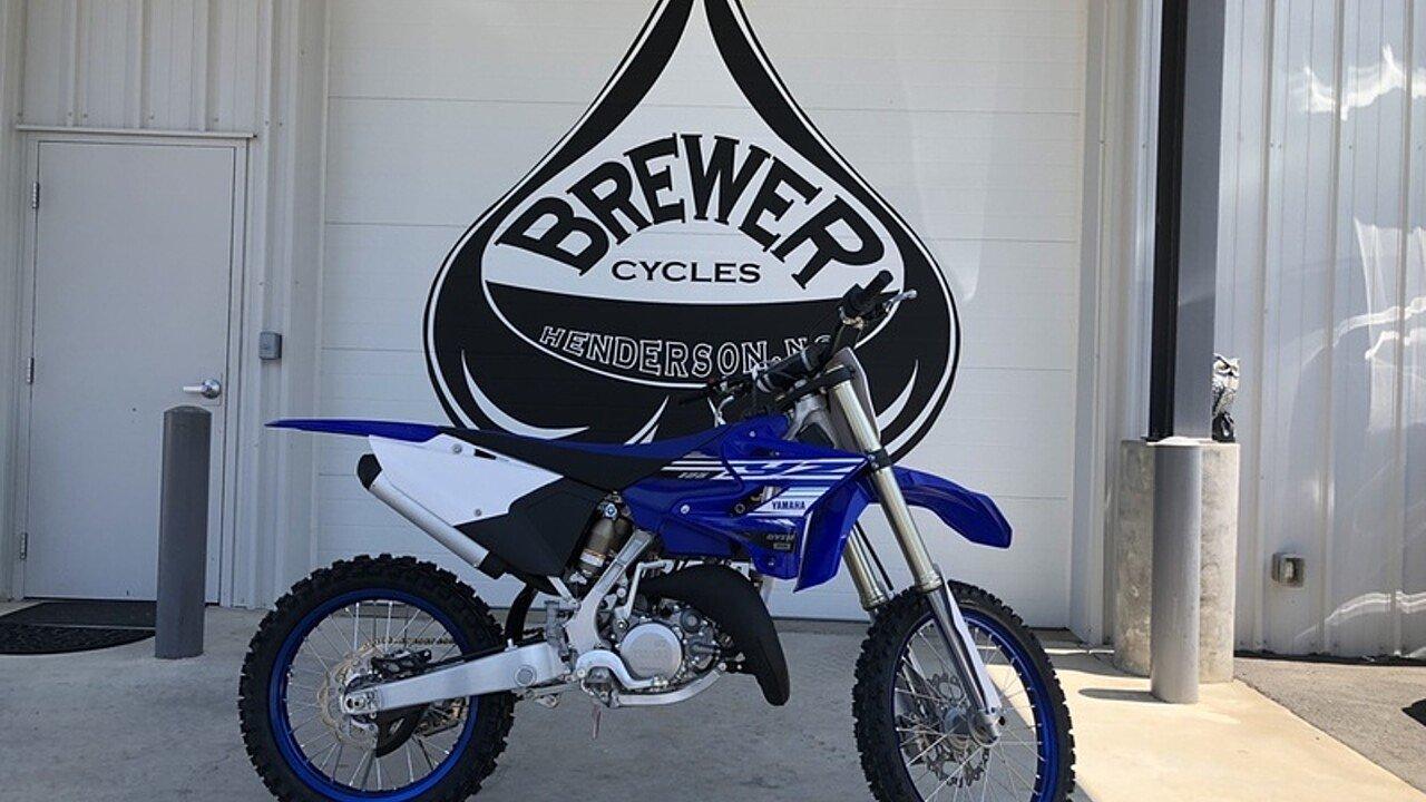 2019 Yamaha YZ125 for sale 200598670
