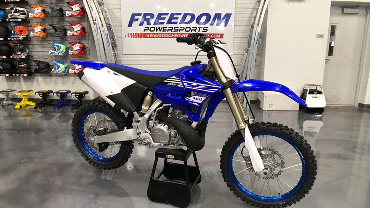 2019 Yamaha YZ250 for sale 200595545