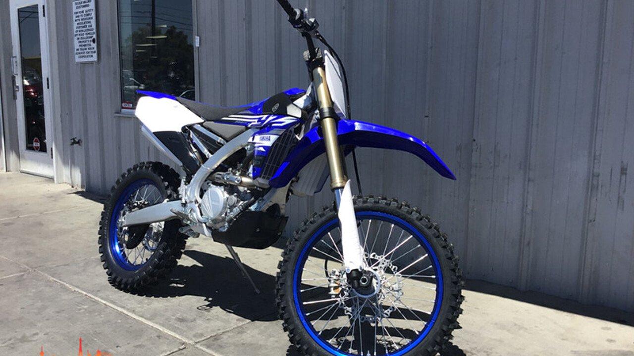 2019 Yamaha YZ250F for sale 200594218