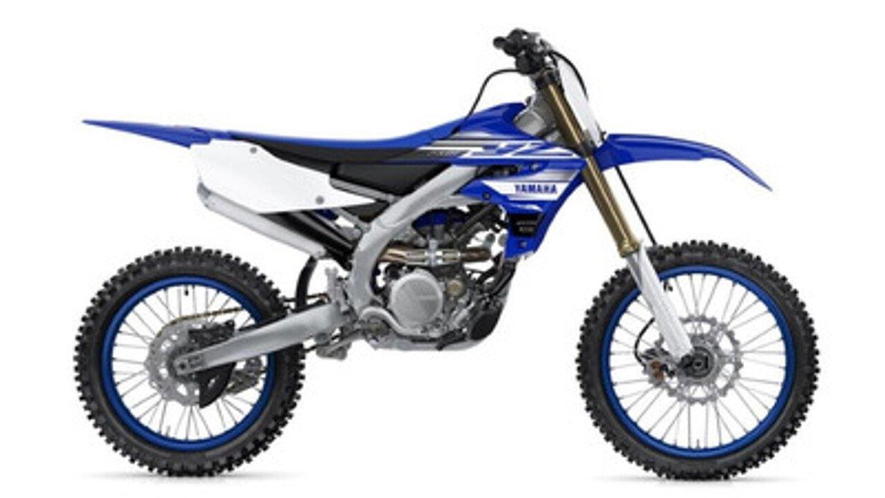 2019 Yamaha YZ250F for sale 200598097