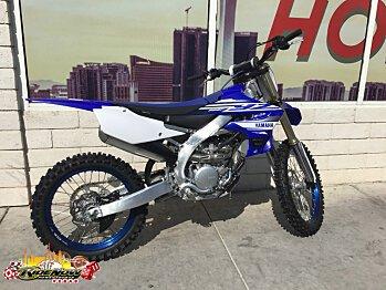 2019 Yamaha YZ250F for sale 200602825