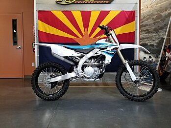 2019 Yamaha YZ250F for sale 200608874