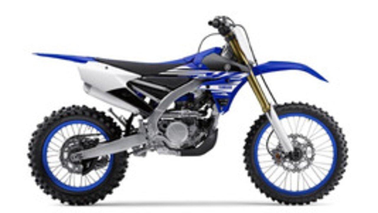 2019 Yamaha YZ250F for sale 200611551