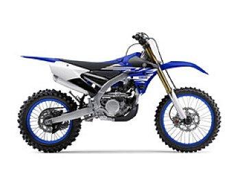 2019 Yamaha YZ250F for sale 200612578