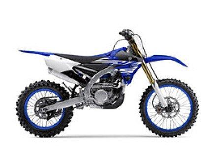 2019 Yamaha YZ250F for sale 200612076