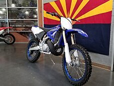 2019 Yamaha YZ250X for sale 200608855