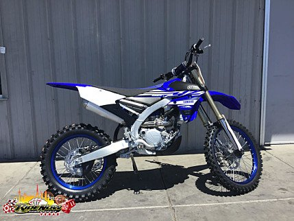 2019 Yamaha YZ250X for sale 200609944