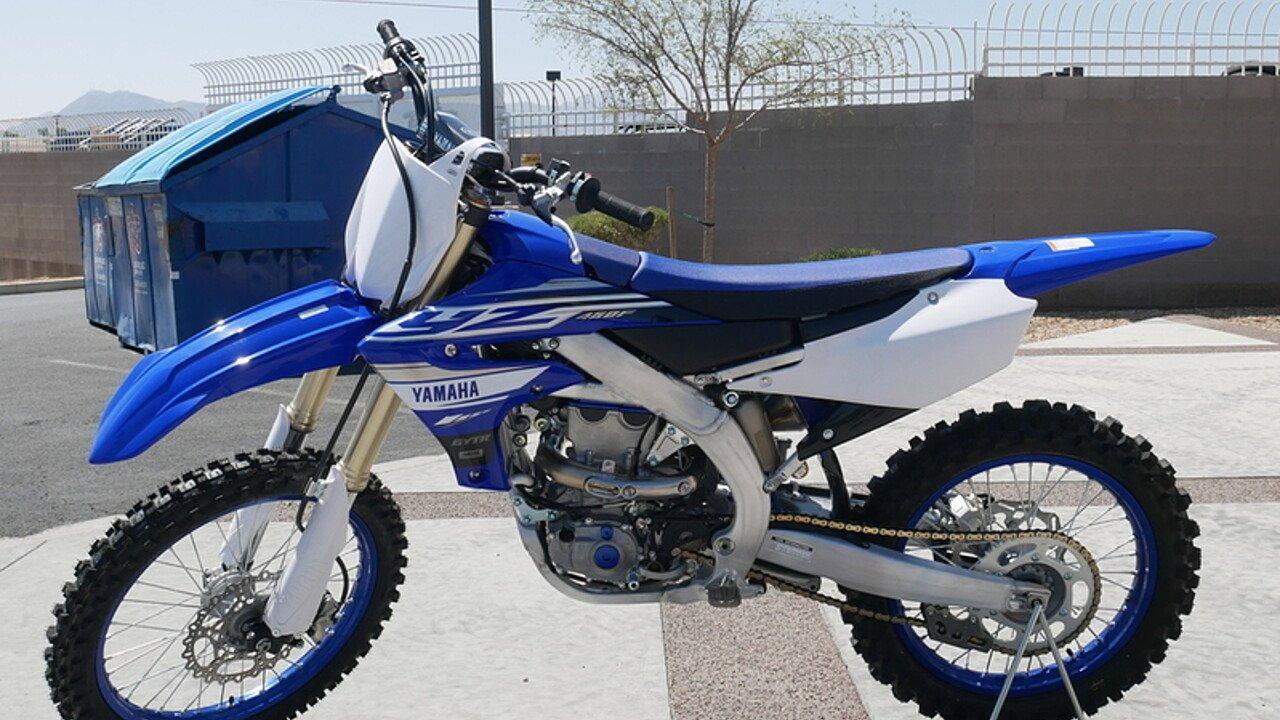 2019 Yamaha YZ450F for sale 200590849