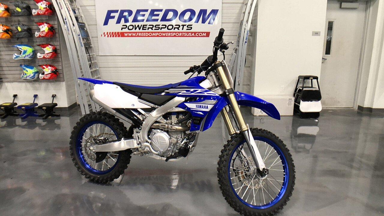 2019 Yamaha YZ450F for sale 200593827