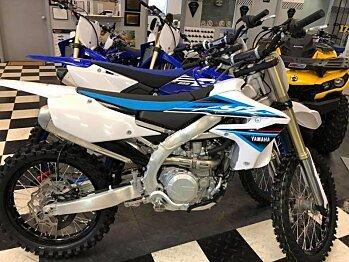 2019 Yamaha YZ450F for sale 200597307
