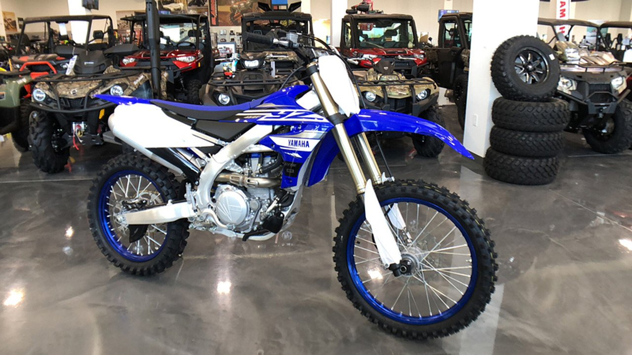 2019 Yamaha YZ450F for sale 200599106