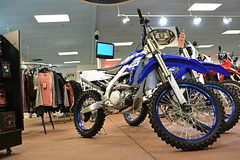 2019 Yamaha YZ450F for sale 200599695