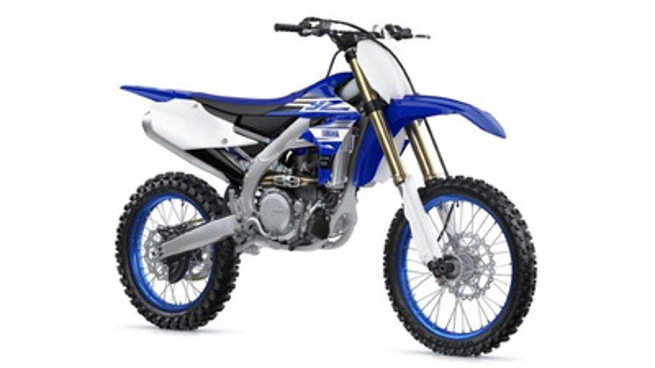 2019 Yamaha YZ450F for sale 200619144