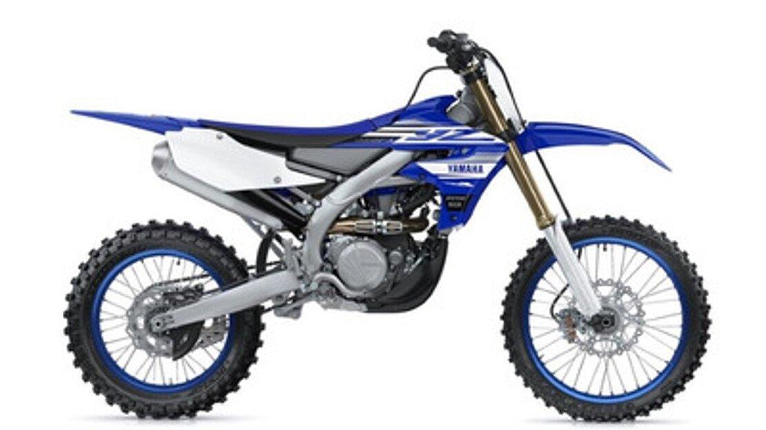 2019 Yamaha YZ450F for sale 200623446