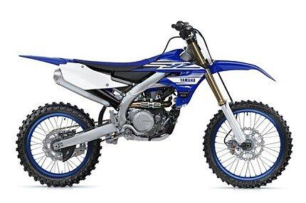 2019 Yamaha YZ450F for sale 200589017