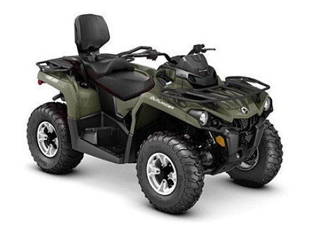 2019 can-am Outlander MAX 450 for sale 200623455